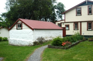 Williams House Paihia - rear view